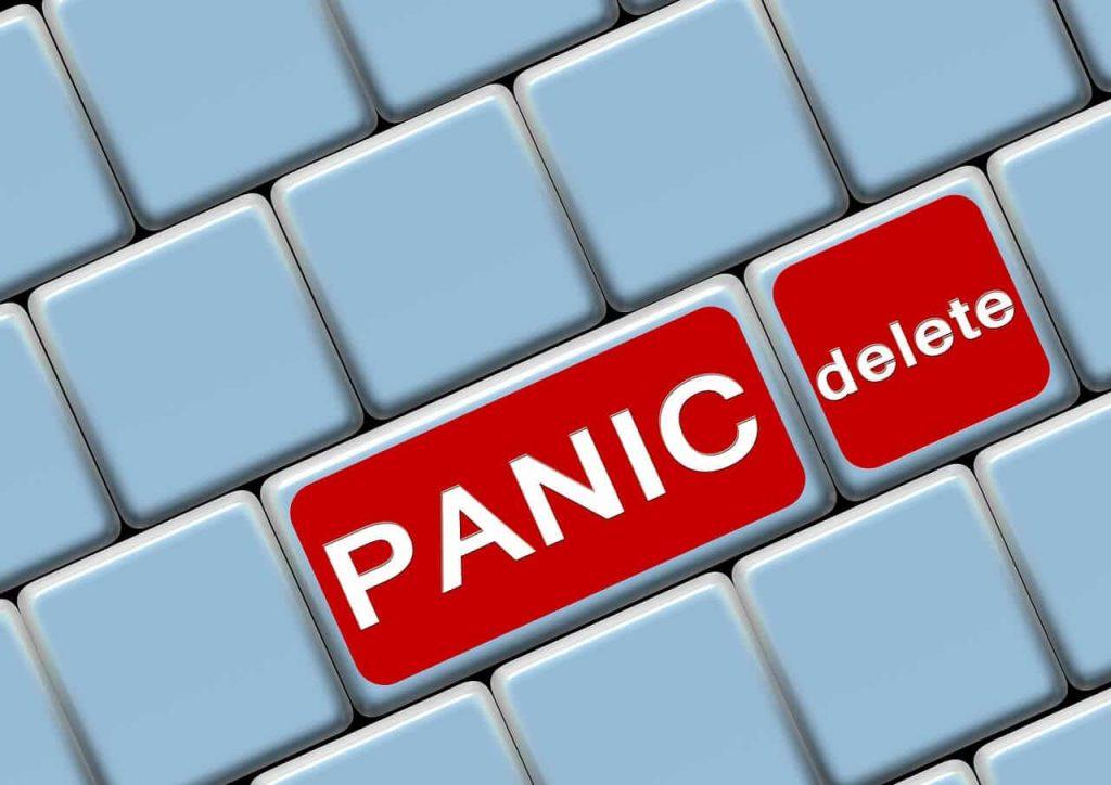 cara mengatasi serangan panik
